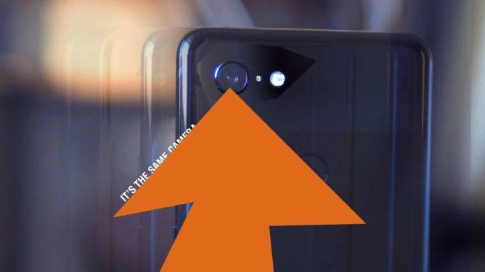 Pixel 3a camera vs 3: Identical hardware