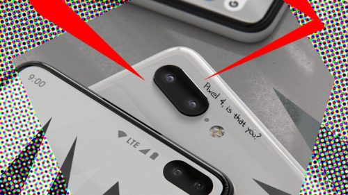 If this is Pixel 4, thank goodness for OnePlus 7 Pro