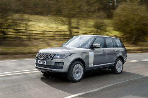 Range Rover gets mild-hybrid inline-six