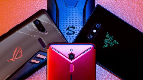 Best phone for gaming in 2019: Razer 2 vs. Asus ROG, Xiaomi Black Shark, Nubia Red Magic Mars