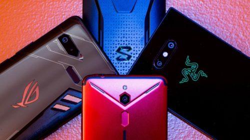 Best phone for gaming in 2019: Razer 2 vs. Asus ROG, Xiaomi Black Shark, Nubia Red Magic Mars