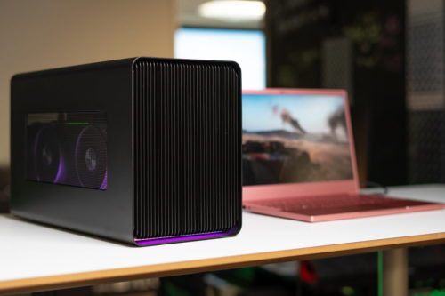 The Razer Core X Chroma is the best external GPU you can buy