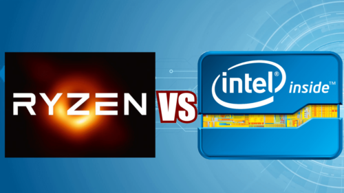 AMD Ryzen 5 3550H vs Intel Core i5-8250/8265U – AMD's new technology is up to the challenge