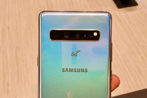 Samsung Galaxy S10 5G UK release date revealed – and it's coming very soon