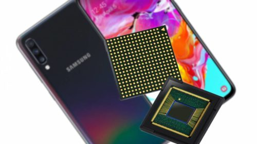 Samsung's first 64-megapixel smartphone reportedly decided