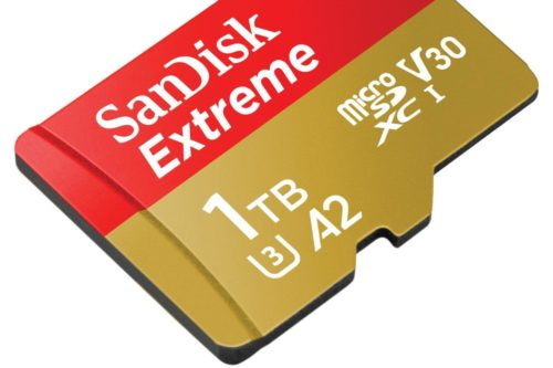 SanDisk 1TB Extreme microSDXC UHS-I card review: It's big, fast and pricey