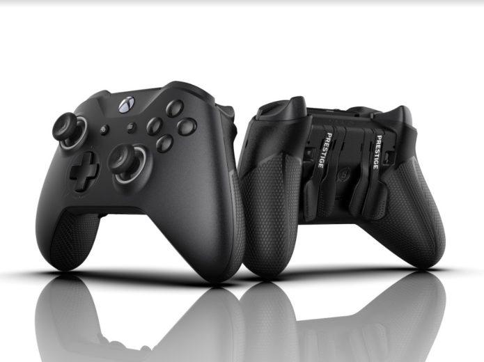 Meet the new SCUF Xbox One controller: The SCUF Prestige
