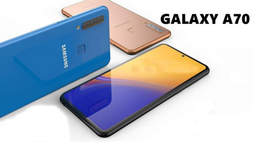 Samsung Galaxy A70 vs VIVO V15 Pro specs comparison