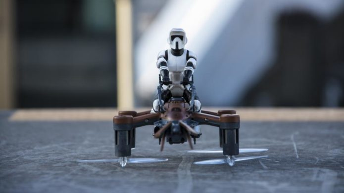 Star Wars Drone review: Propel's Battle Drones are the best gift for the Star Wars fans – now under £60