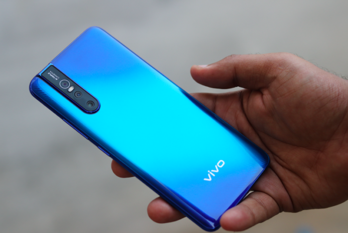 Low-light shooting with the Vivo V15 Pro