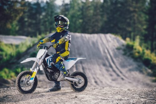 2020 Husqvarna EE 5 Electric Dirt Bike Enters Production