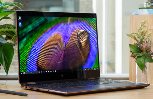 HP Spectre x360 OLED vs. Apple MacBook Pro: Which 15-Inch Laptop Wins?