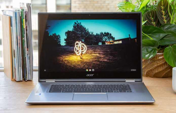 Acer Chromebook Spin 15 CP 315-1H Review