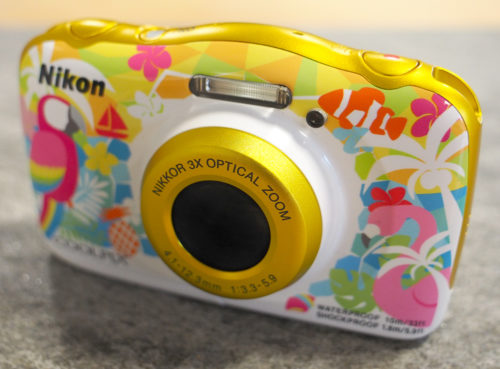 Nikon Coolpix W150 Waterproof Camera Review
