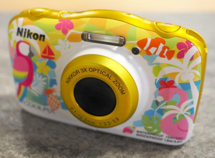 Nikon Coolpix W150 Waterproof Camera Review