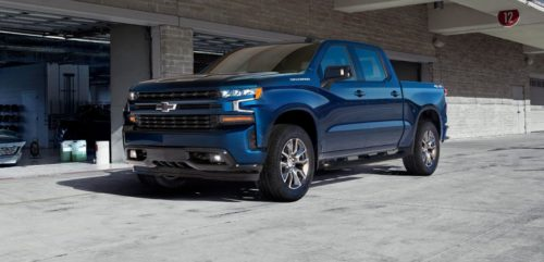 2019 Chevrolet Silverado 2.7T review