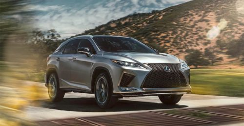 For 2020, the Lexus RX finally gets the tech that owners are clamoring for