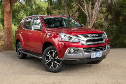 2019 Isuzu MU-X LS-T 4×4 Review: Road Test
