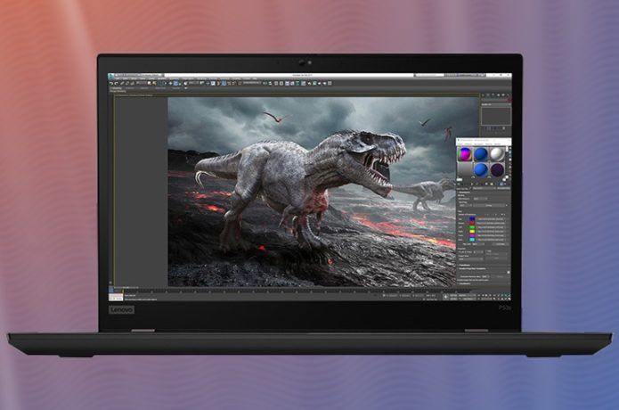 Lenovo Packs Nvidia Graphics Into ThinkPad P53s and P43s for Students