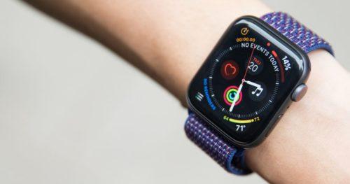 O2 customers get Apple Watch Series 4 at last
