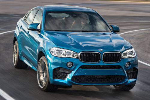 2019 BMW X6 M Review