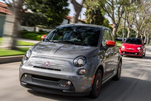 2019 Fiat 500e Review