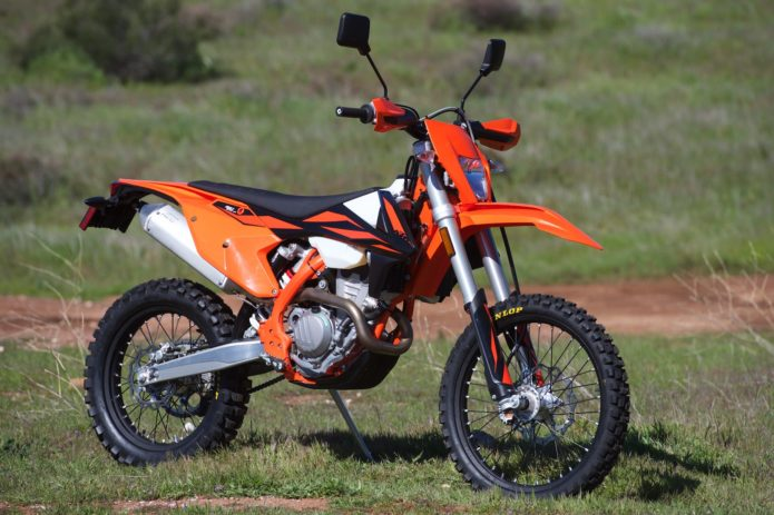 2019 KTM 250 EXC-F Review (14 Fast Facts)