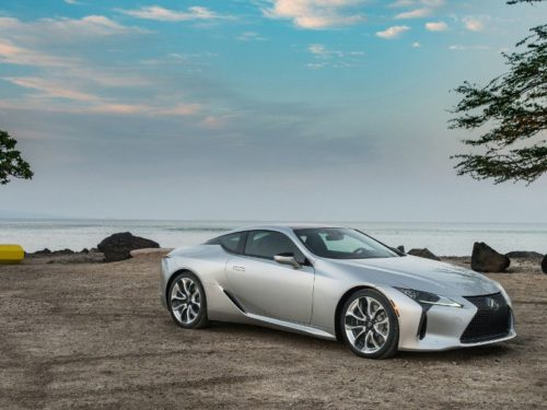 2019 Lexus LC 500h review