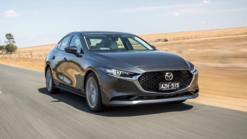2019 Mazda 3 G25 Evolve sedan review