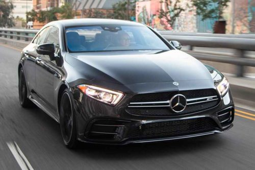 2019 Mercedes-Benz CLS-Class Review
