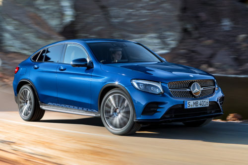 2019 Mercedes-Benz GLC-Class Coupe Review