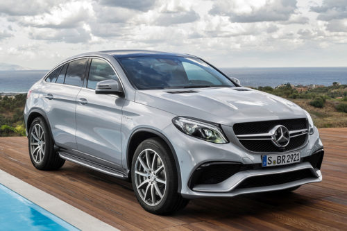 2019 Mercedes-Benz GLE-Class Coupe Review