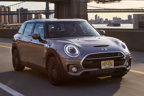 2019 Mini Clubman Review