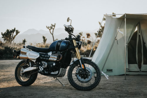 2019 Triumph Scrambler 1200 XE Review: A New Kind of Adventure Motorcycle