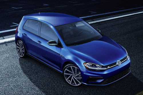 2019 Volkswagen Golf R Review