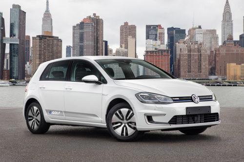 2019 Volkswagen e-Golf Review