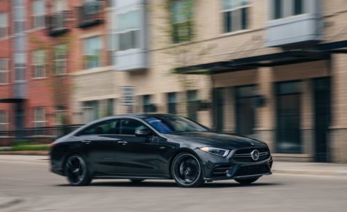 The 2019 Mercedes-AMG CLS53 4Matic Is Fabulous but Flawed