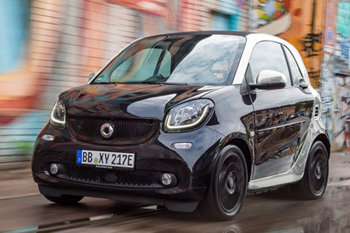 2019 Smart EQ Fortwo Review
