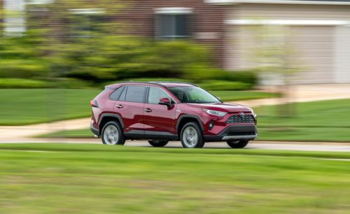 The 2019 Toyota RAV4 Hybrid Is the RAV4 to Have