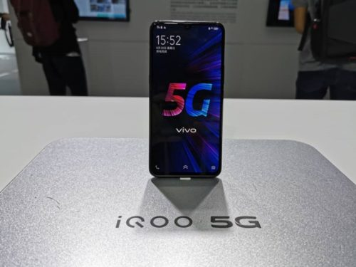 Hands-on with Vivo's 5G technology and Super FlashCharge 120W