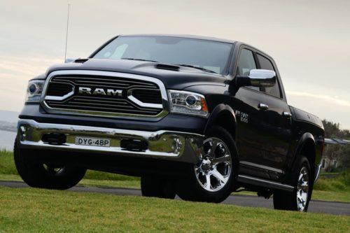RAM 1500 diesel released