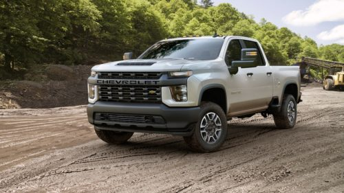 2020 Chevy Silverado Diesel first drive review: A smooth and torquey operator