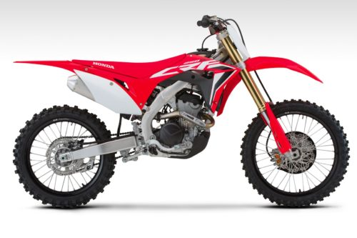 2020 Honda CRF250R and CRF250RX First Look (18 Fast Facts)