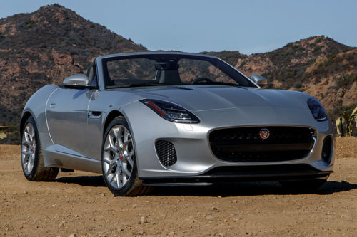 2020 Jaguar F-Type Review