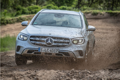 2020 Mercedes-Benz GLC-Class Review: Adding Off-Road Chops to a Comfortable Crossover
