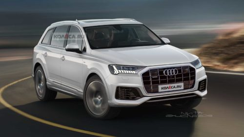 2020 Audi Q7 gets a face-lift, updated infotainment system, mild-hybrid tech