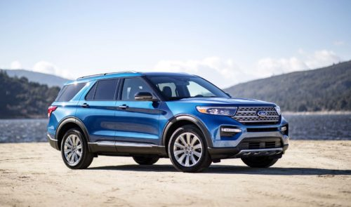 2020 Ford Explorer Hybrid first drive review
