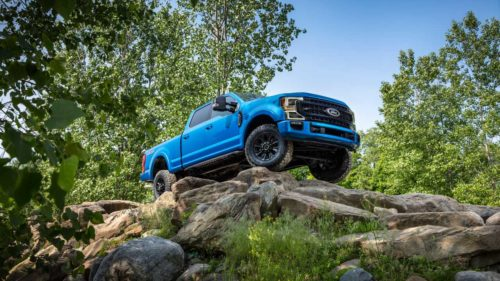 2020 Ford F-Series Super Duty Tremor is as unstoppable as an earthquake