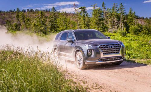 The 2020 Hyundai Palisade Follows Its Kia Brother down the Value Path