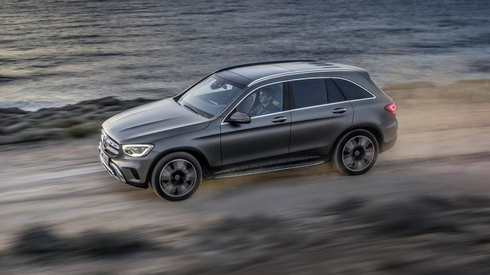 2020 Mercedes-Benz GLC-Class First Drive Review: If It Ain
